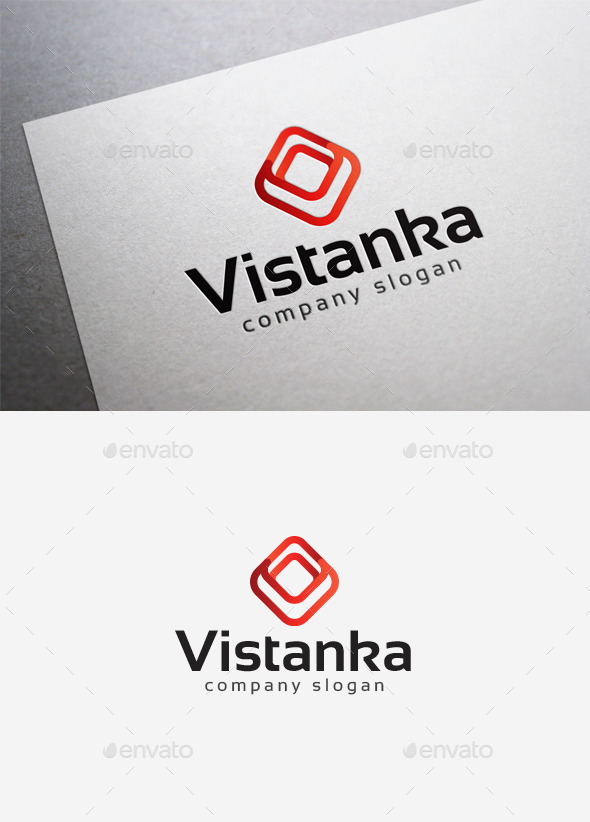 GraphicRiver Vistanka Logo 9995533