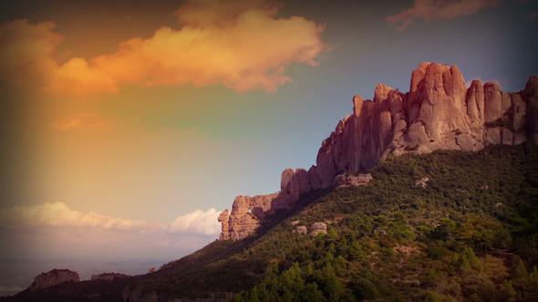 Montserrat 02montserrat Mountain Range Spain