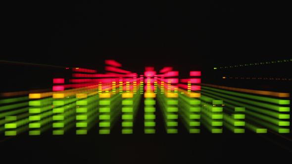 Music Graphic Equalisers Spectrum 1
