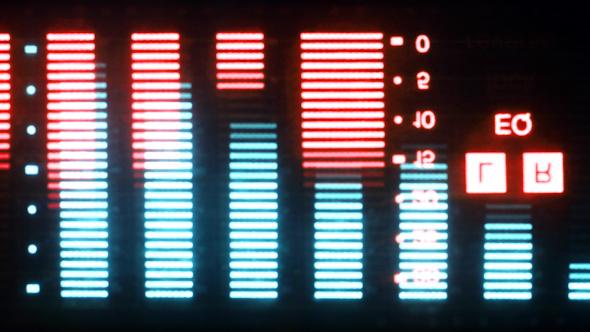 Music Graphic Equalisers Spectrum 38