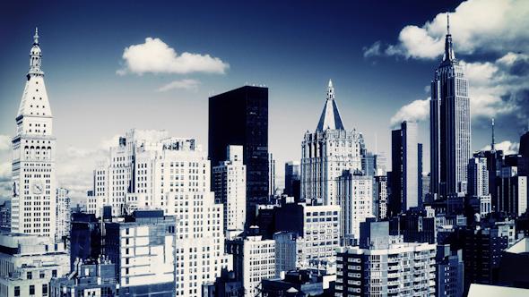 New York Skyline Manhattan Nyc Ny 14
