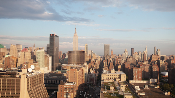 New York Skyline Manhattan Nyc Ny Timelapse 26