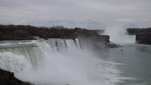Niagara Falls Usa Canada 13