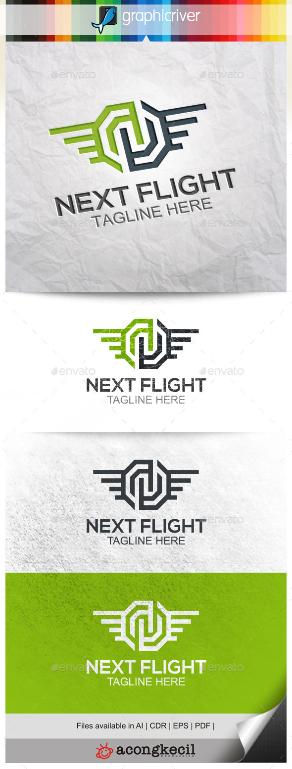 GraphicRiver Next Flight V.2 9996270