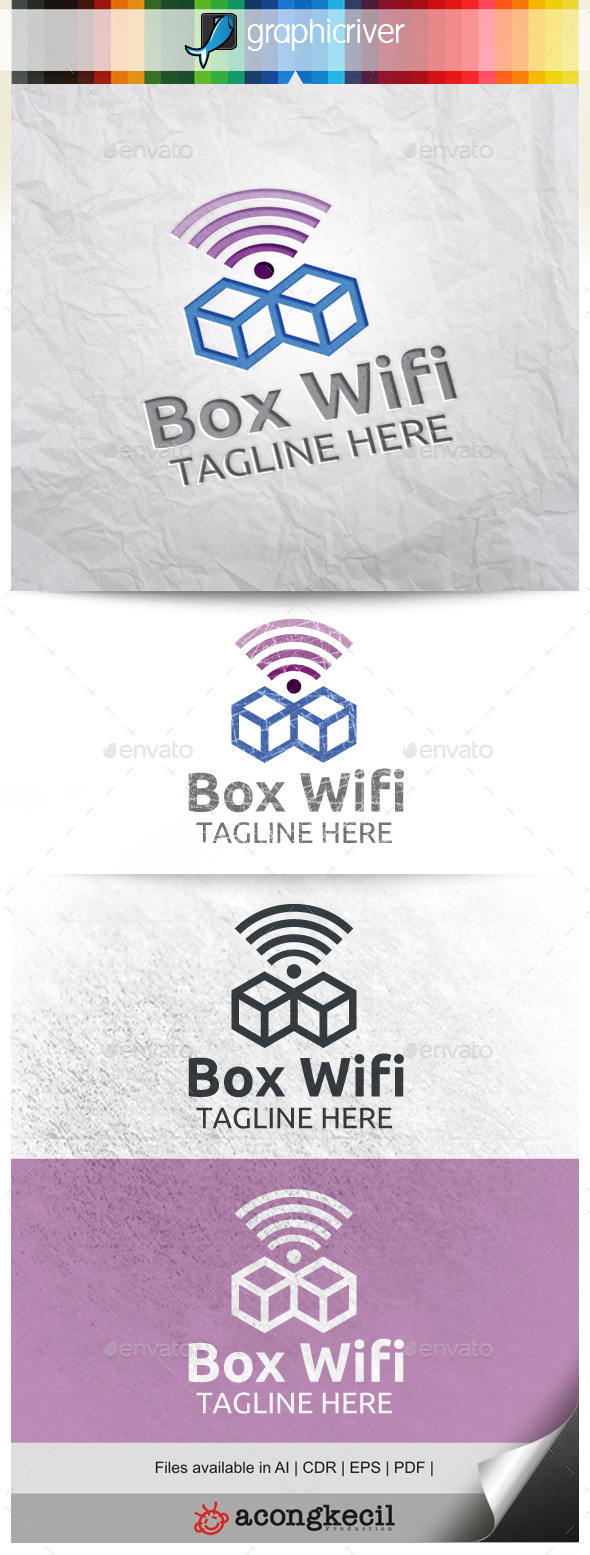 GraphicRiver Box Wifi V.2 9996513