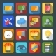 Icon Set for Web and Mobile Application - GraphicRiver Item for Sale