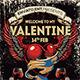 Vintage Valentine Flyer  2 Themes - GraphicRiver Item for Sale