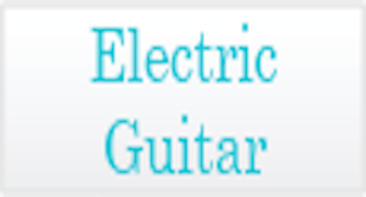 Instrumentation - Electric Guitar
