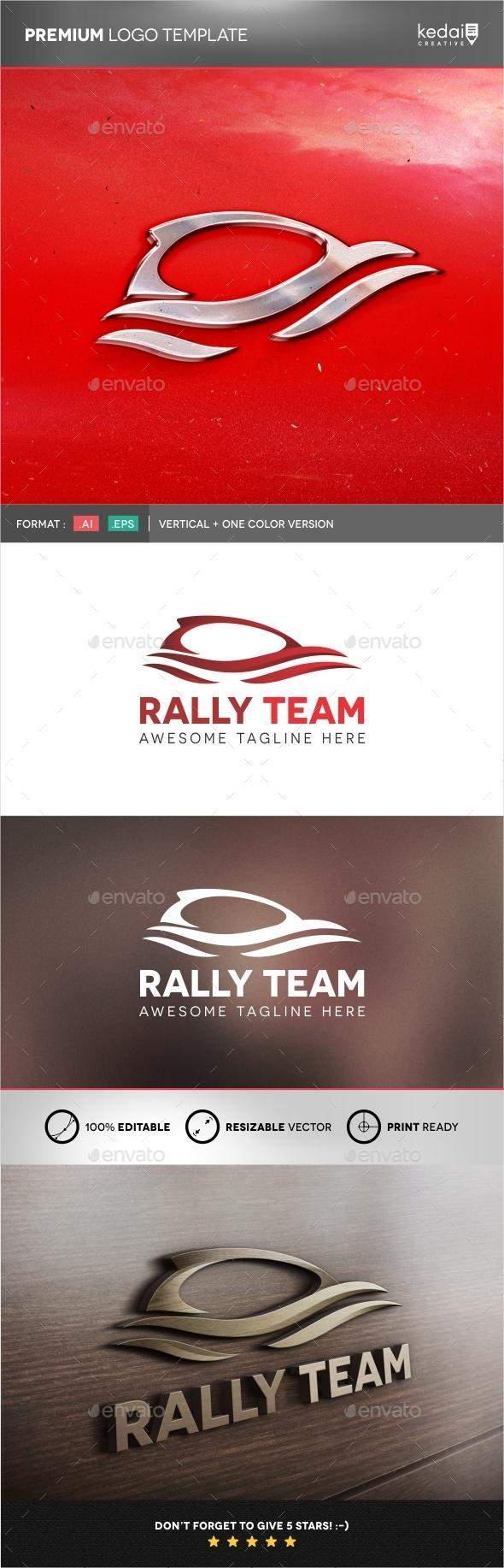 GraphicRiver Rally Team 9997118