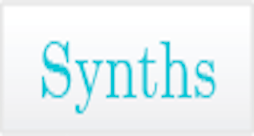 Instrumentation - Synths