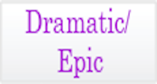 Mood - Dramatic Epic