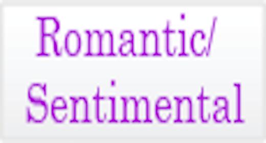 Mood - Romantic, Sentimental
