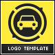 Car Locate Logo Template - GraphicRiver Item for Sale