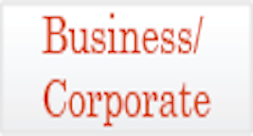 Usage - Corporate Business