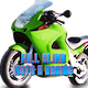 Hill Climb Bike Chipmunk Physics Game - Cocos2d X