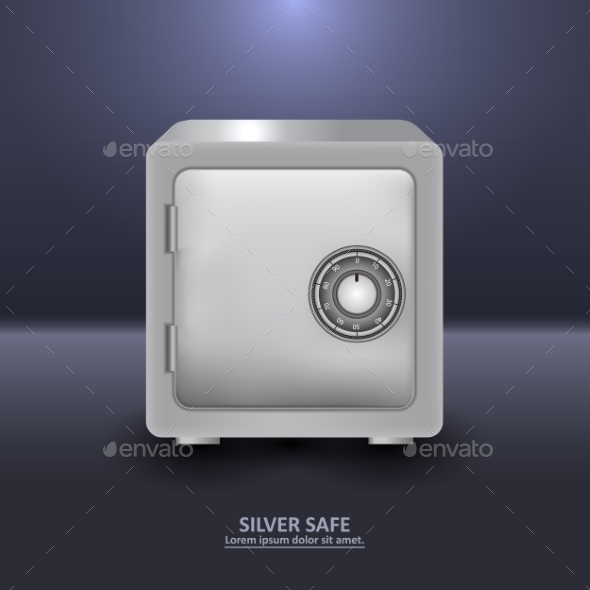 GraphicRiver Security Safe 9997518