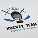 Hockey Team Logo - GraphicRiver Item for Sale