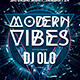 Modern Vibes Flyer / Poster - GraphicRiver Item for Sale