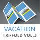 Travel Agency Tri Fold Brochure Vol.3 - GraphicRiver Item for Sale