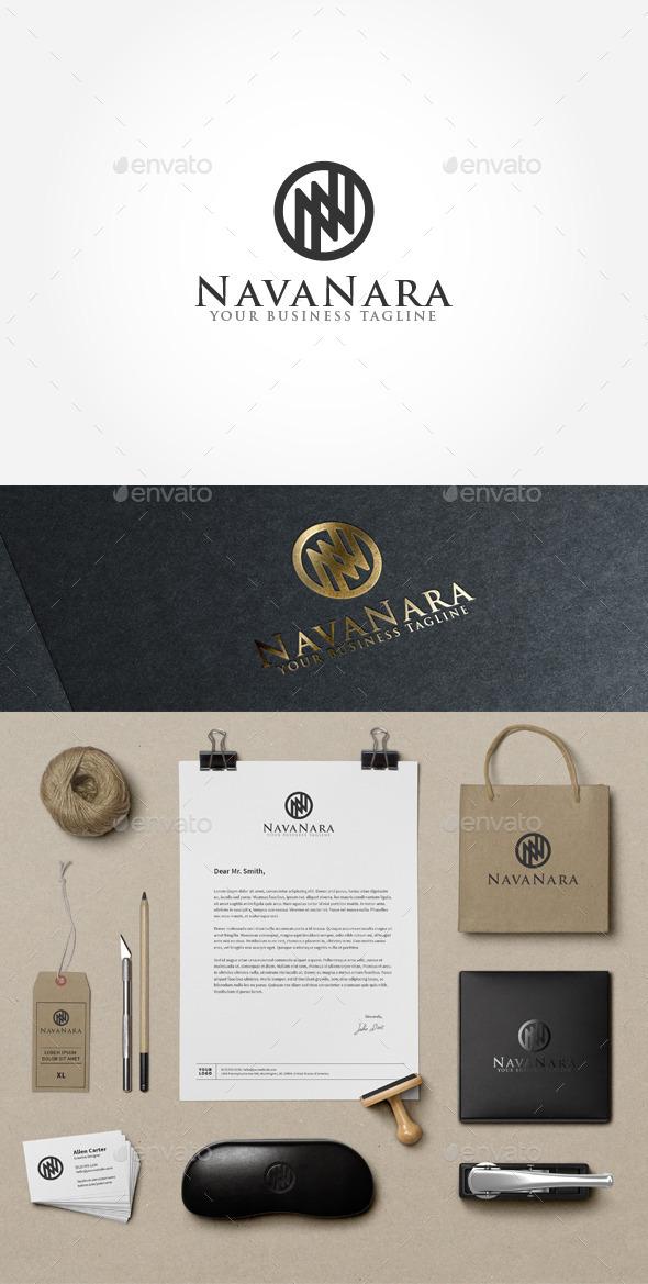 GraphicRiver NavaNara Logo 9994324