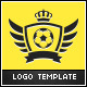 Soccer Team Logo Template