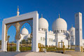 Beautiful view of Sheikh Zayed Grand Mosque - PhotoDune Item for Sale