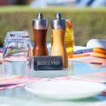 Crop of restaurant table - PhotoDune Item for Sale