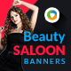 Beauty Spa Banners - GraphicRiver Item for Sale