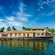 Houseboat on Kerala backwaters, India - PhotoDune Item for Sale