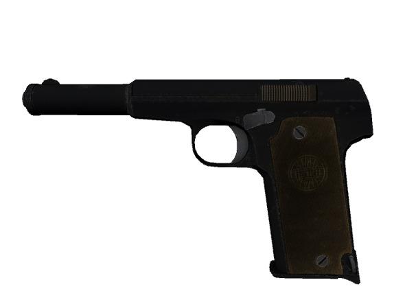 3DOcean Astra 400 9mm Pistol 9956087