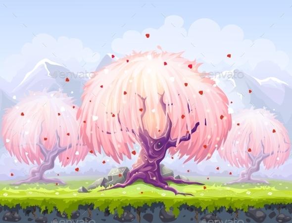 GraphicRiver Valentine s Day Background 9999737