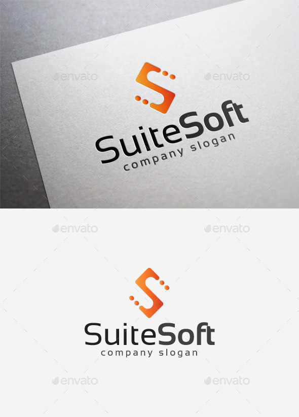 GraphicRiver Suite Soft Logo 10000054