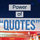 Power of Quotes - VideoHive Item for Sale