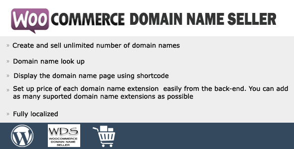 CodeCanyon Woocommerce Domain Name Seller 10001021