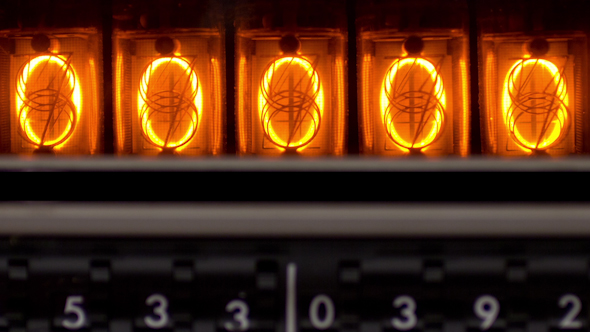 Nixie Counting Machine 7