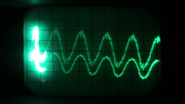 Oscilloscope Graphics 2