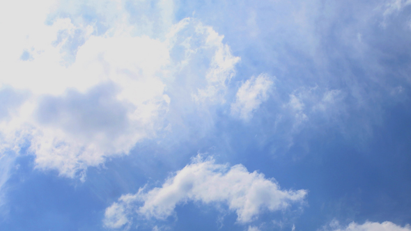 Panning Clouds 03