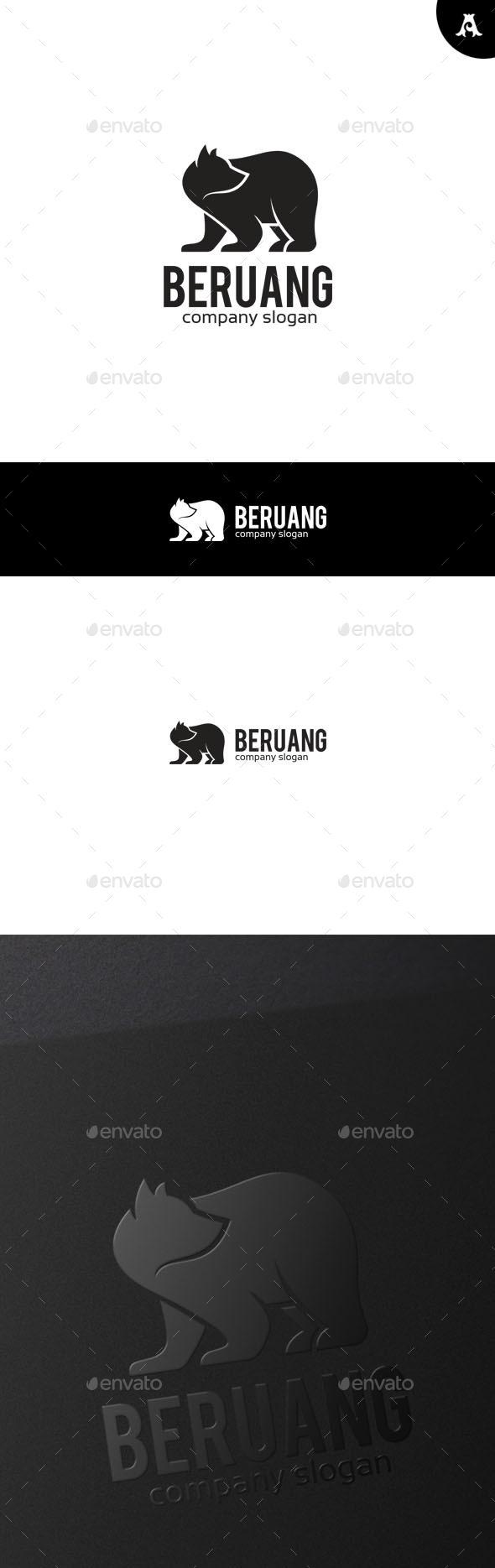 GraphicRiver Beruang Logo 10001651