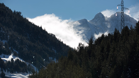 Pyrenees Mountains 4