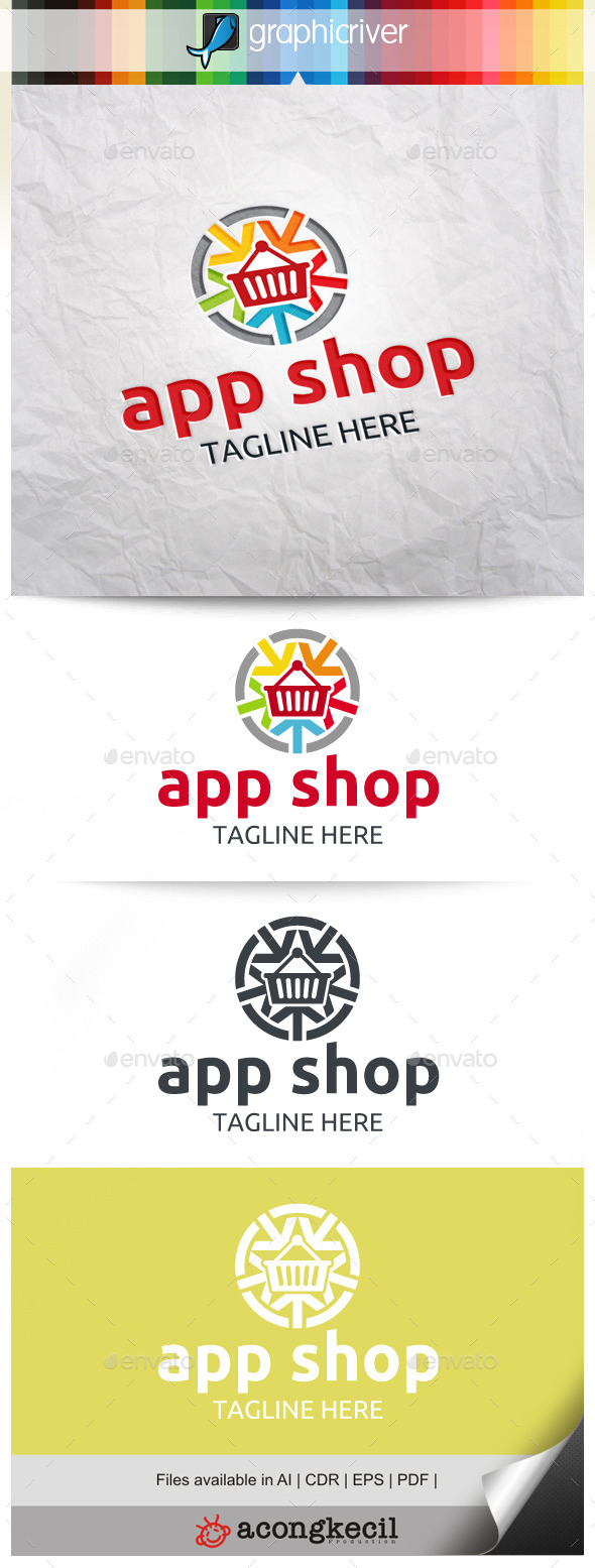 GraphicRiver App Shop V.2 10002105