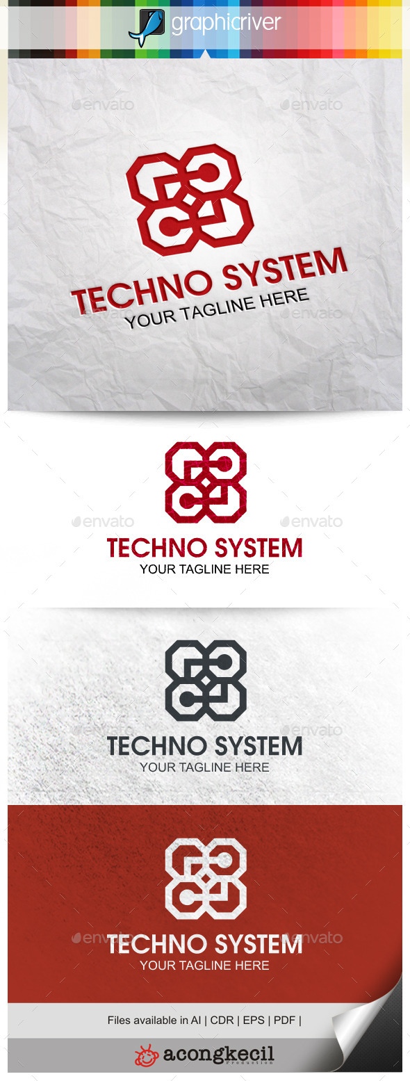 GraphicRiver Techonolgy System 10002183
