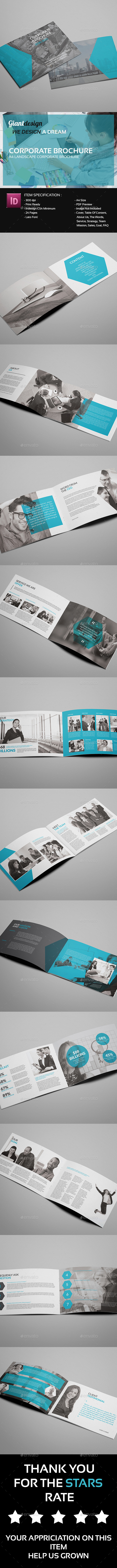 GraphicRiver Corporate Brochure 10002192