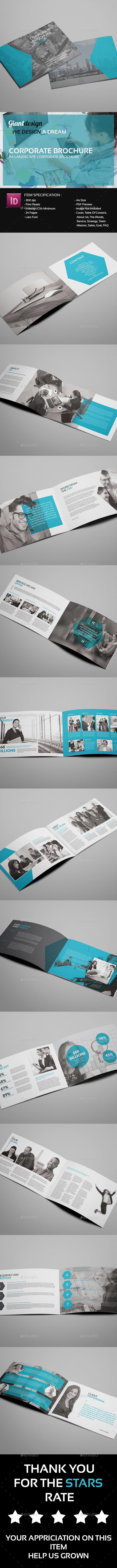 GraphicRiver Corporate Brochure 10002192