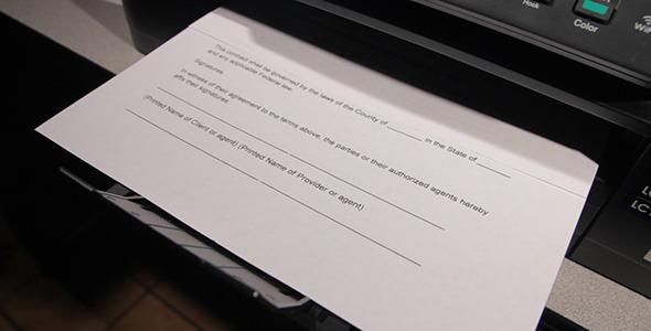 Printing Document 2