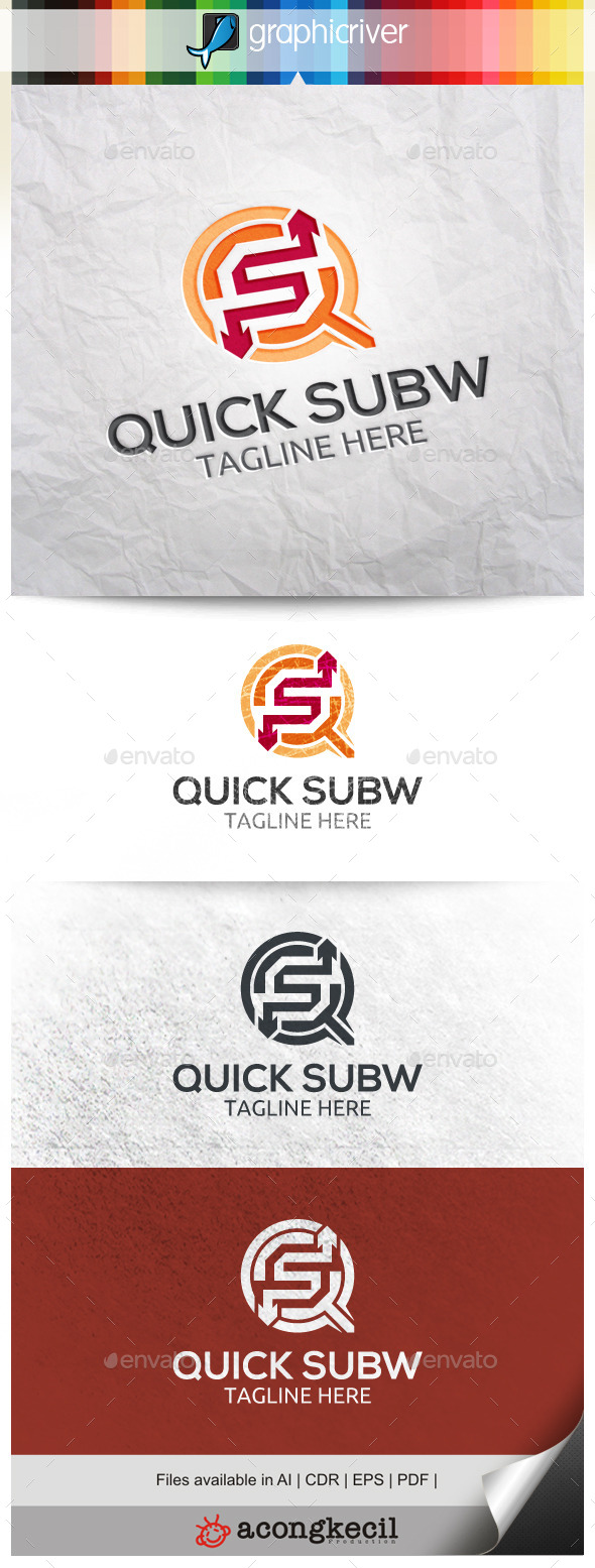 GraphicRiver Quick Subway 10002330