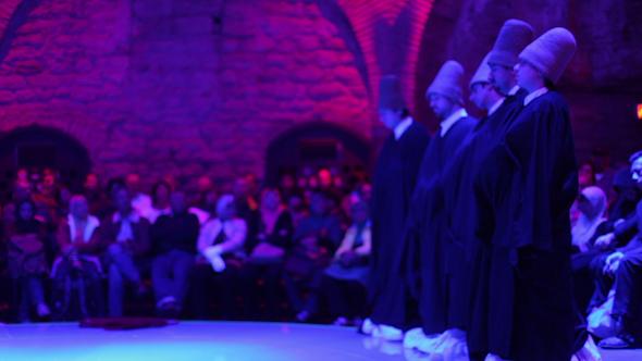 Sufi Dervish Dancers Istanbul 12