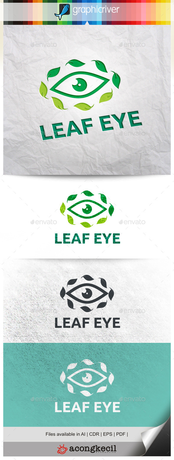 GraphicRiver Leaf Eye V.2 10002415