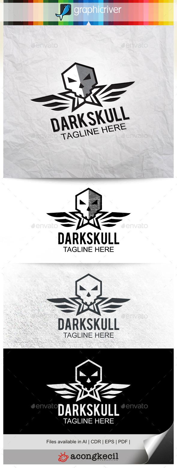 GraphicRiver Dark Skull 10002429