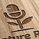 Nature Radio  Logo - GraphicRiver Item for Sale