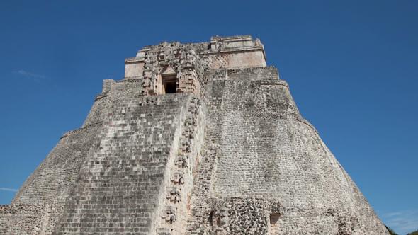 Uxmal Mayan Ruins Mexico 5